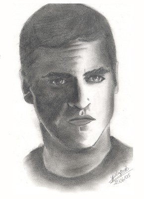 Joaquin Phoenix by Yann
